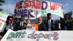 Friends Join Fight Against Threat Of Deportation Of Two Teenage