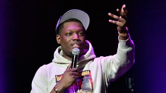 BOSTON, MA - JUNE 02:  Comedian Michael Che performs at the Wilbur Theater on June 2, 2017 in Boston, Massachusetts.  (Photo by Paul Marotta/Getty Images)