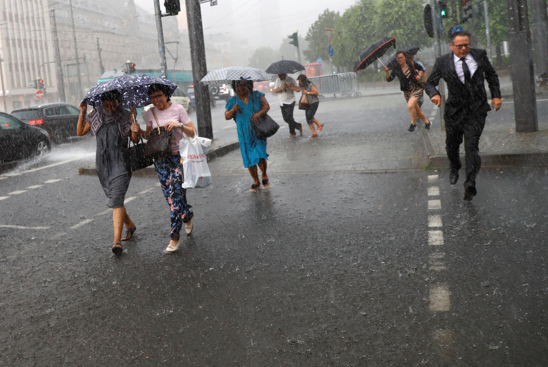 Wetter in Deutschland: Hier kommt es am Donnerstag zu