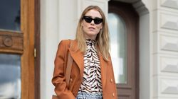 Here's The Best Way To Wear Animal Print In
