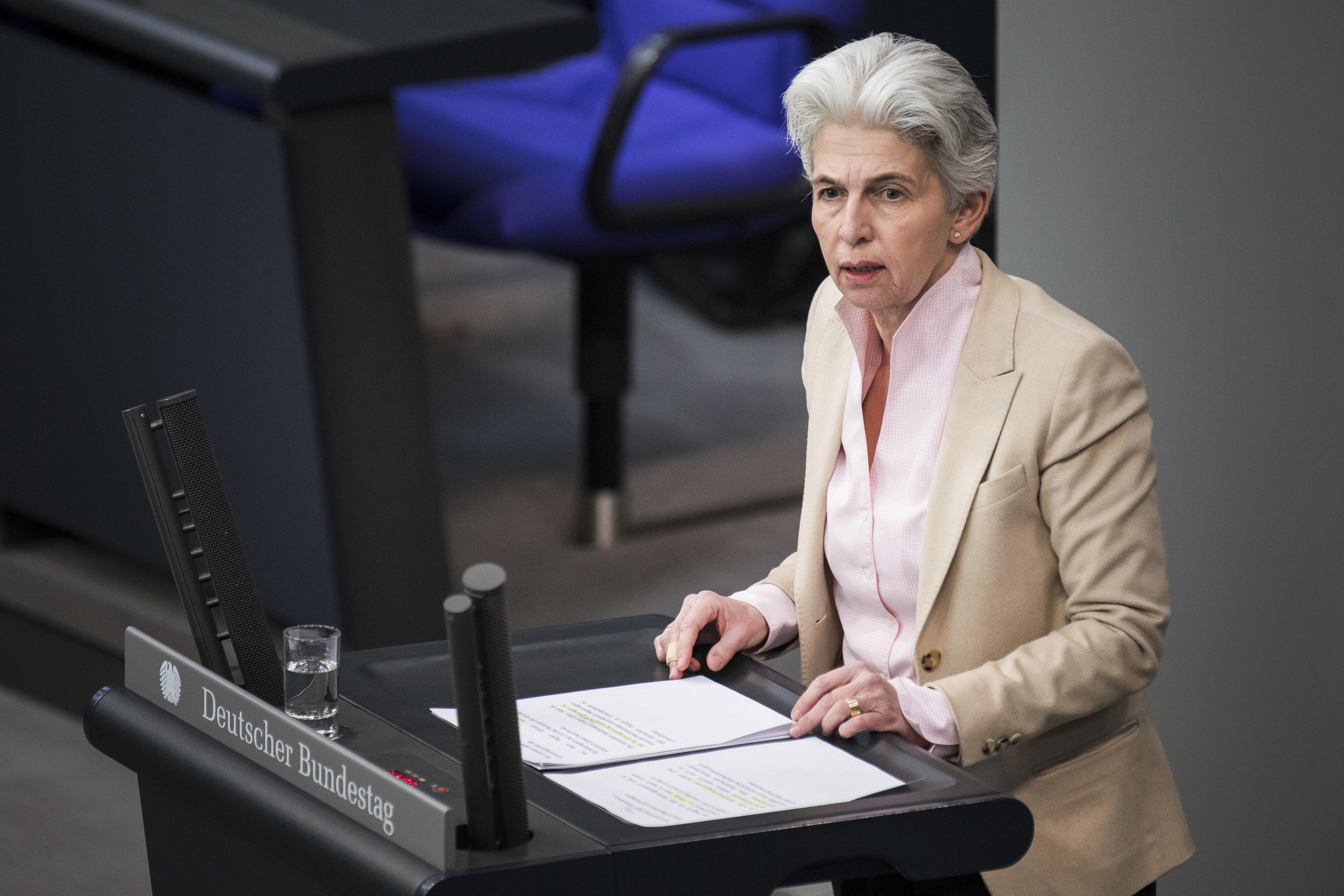 FDP-Vize Strack-Zimmermann kritisiert Partei-Kollege Kubicki für