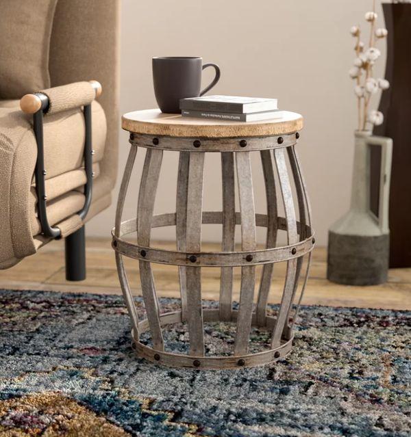 "Normally $130, on sale for $86.<br>Get it <a href=""https://www.wayfair.com/furniture/pdp/trent-austin-design-sand-sprin"
