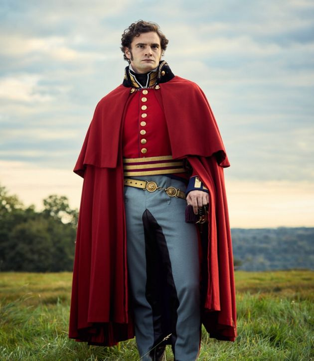 Rawdon Crawley played by Tome