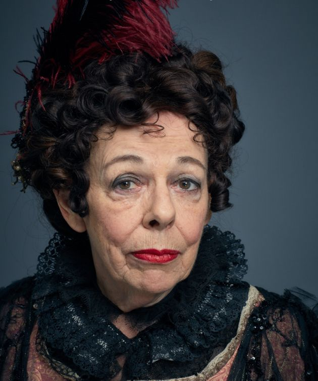 Miss Matilda Crawley played by Frances de la