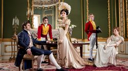 Meet The Characters In ITV's New Adaptation Of 'Vanity Fair'