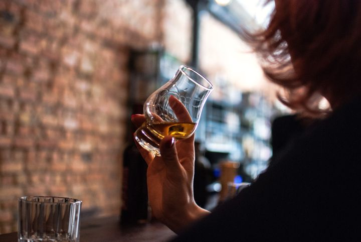 """Heavy drinking"" is defined as ""four drinks a day or more than 14 drinks in a week for men, and three or more drinks a day or seven drinks a week for women,"" says addiction medicine specialist Brad Lander."