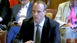 UK Will Hold Back Brexit Divorce Cash If There's No Deal, Dominic Raab Warns The