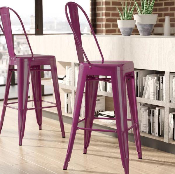 "Normally $110, on sale for $42.<br>Get it <a href=""https://www.wayfair.com/furniture/pdp/trent-austin-design-cercis-30-bar-st"