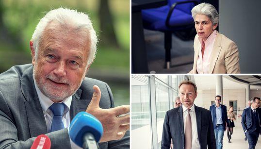 Kubicki gibt Merkel Mitschuld an Ausschreitungen in Chemnitz – und sorgt für Ärger in der