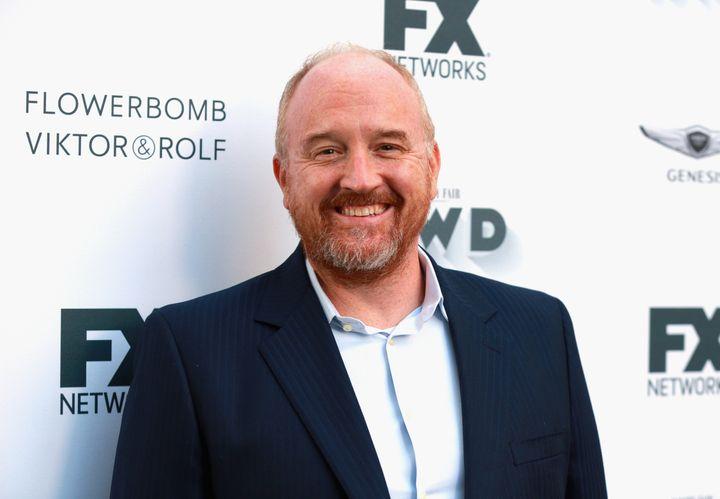 After sexual misconduct accusations and 10 months out of the public eye, Louis C.K. returned to a comedy stage in New York on