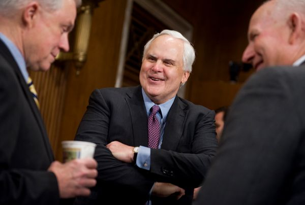 The president and CEO of the FedEx Corp. was a friend of McCain's, as well as a former officer in the Marine Corps