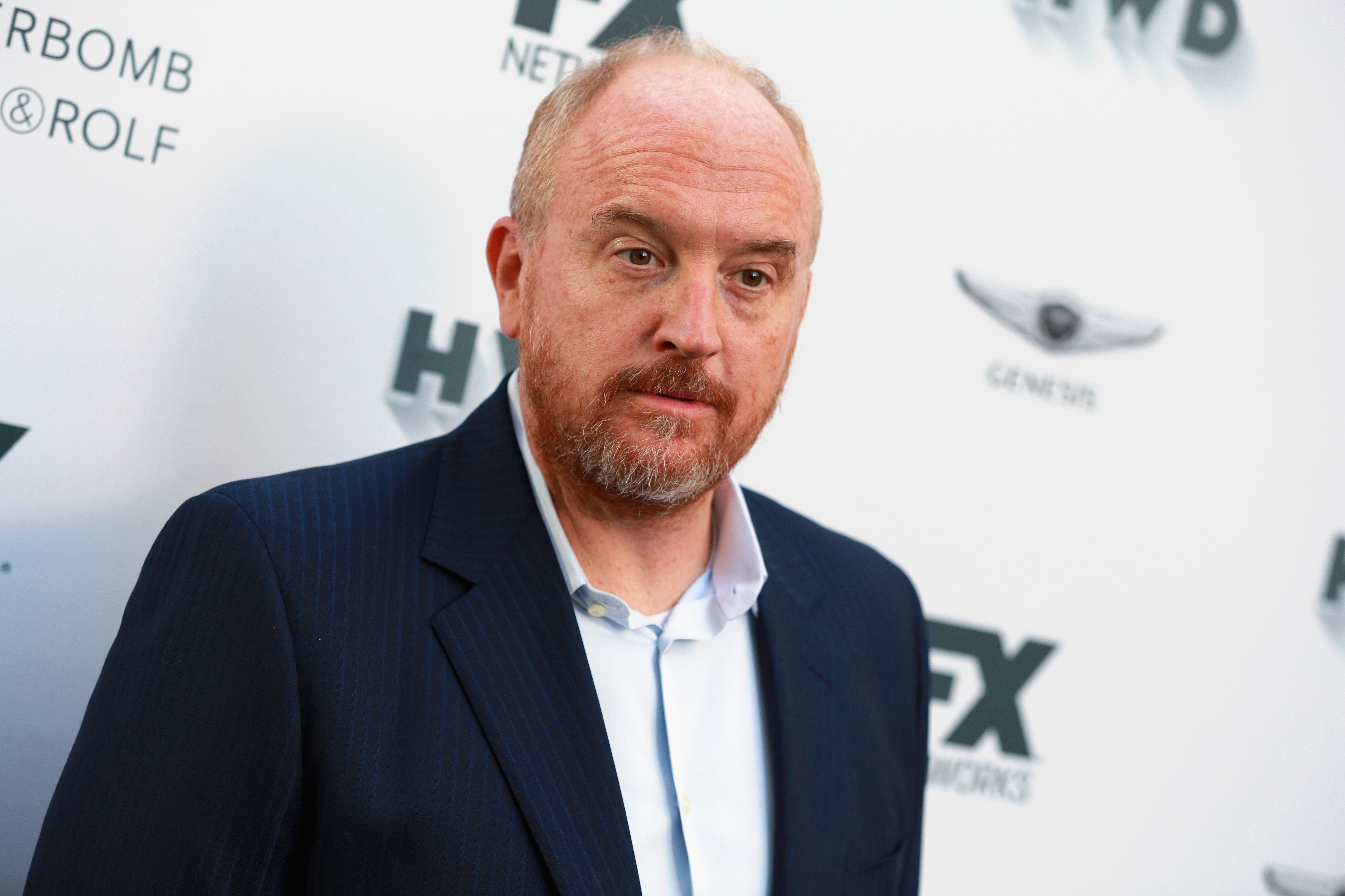 CENTURY CITY, CA - SEPTEMBER 16:  Louis C.K. attends FX and Vanity Fair Emmy Celebration at Craft on September 16, 2017 in Century City, California.  (Photo by Rich Fury/Getty Images)