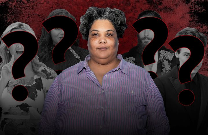 Could Roxane Gay's nemeses include any of these celebrities?