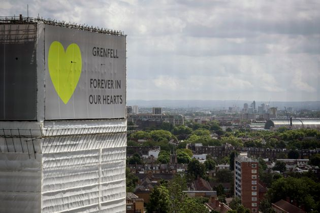 Some 72 people died as a result of the Grenfell Tower fire last