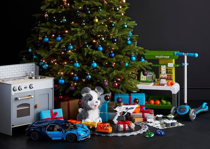 Christmas Toys.The Top Toys For Christmas 2018 As Predicted By John Lewis