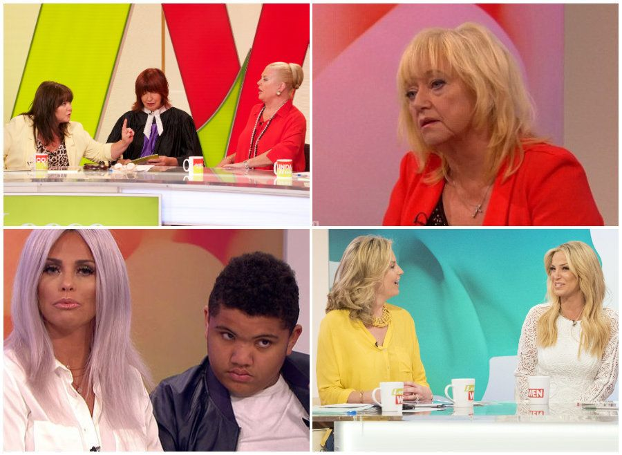 17 Times 'Loose Women' Served Up Controversy At