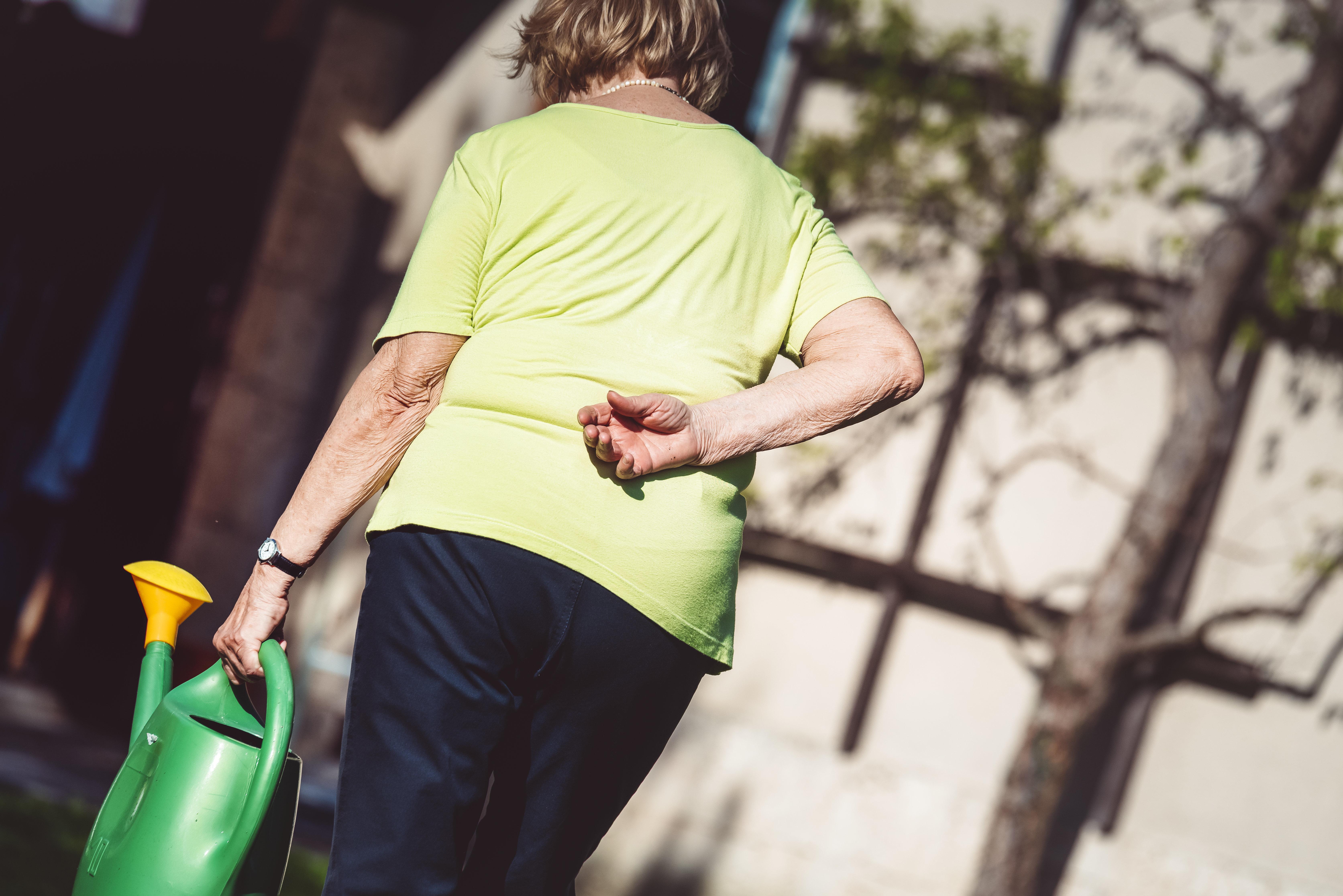 Eine ältere Frau aus dem Münchner Stadtteil Pasing hat die Polizei gerufen, weil sie befürchtete,...