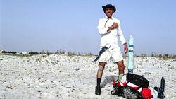 300 kilomètres pour nettoyer les plages: Retour sur l'aventure d'Oussama