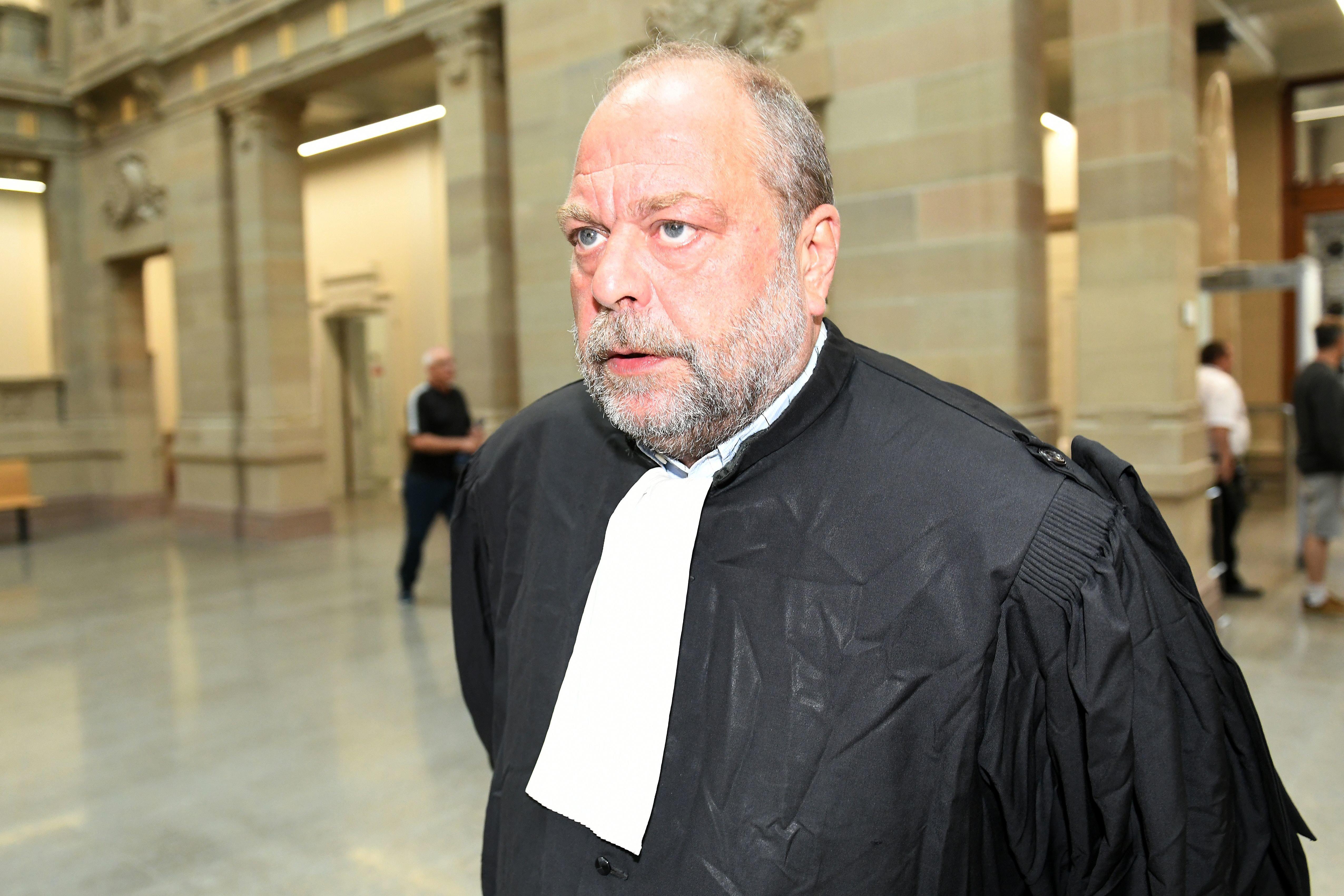 L'avocat français du Palais lâche Saâd Lamjarred