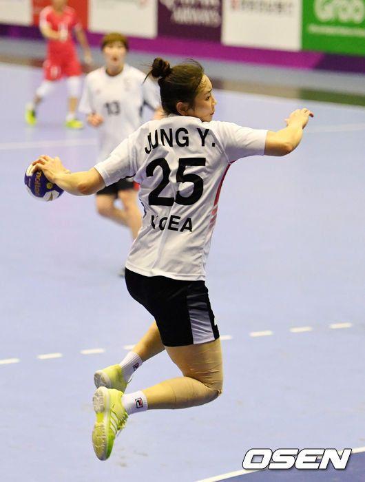 女핸드볼, 중국 꺾고 아시안게임 2연패...통산 7번째