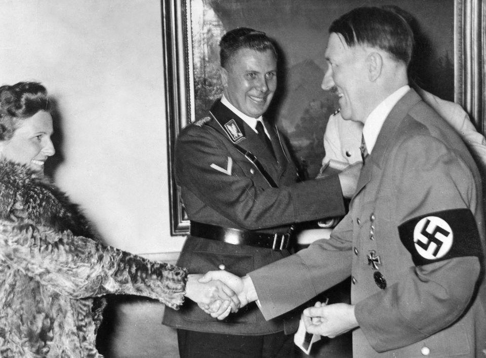 Hello Leni Riefenstahl