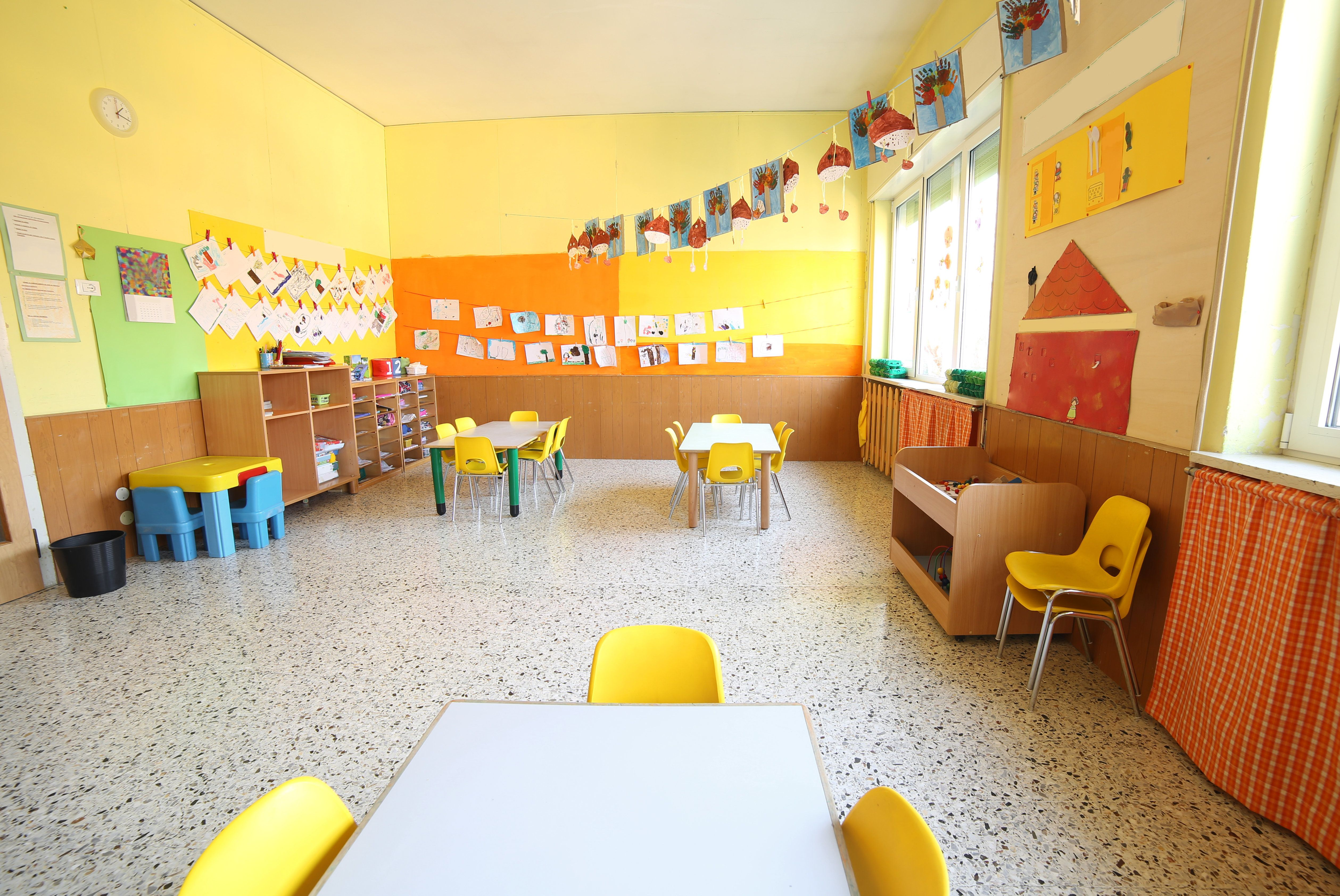 5678 crèches et jardins d'enfants homologués sur l'ensemble du territoire, dont près de 1/5 sur le grand