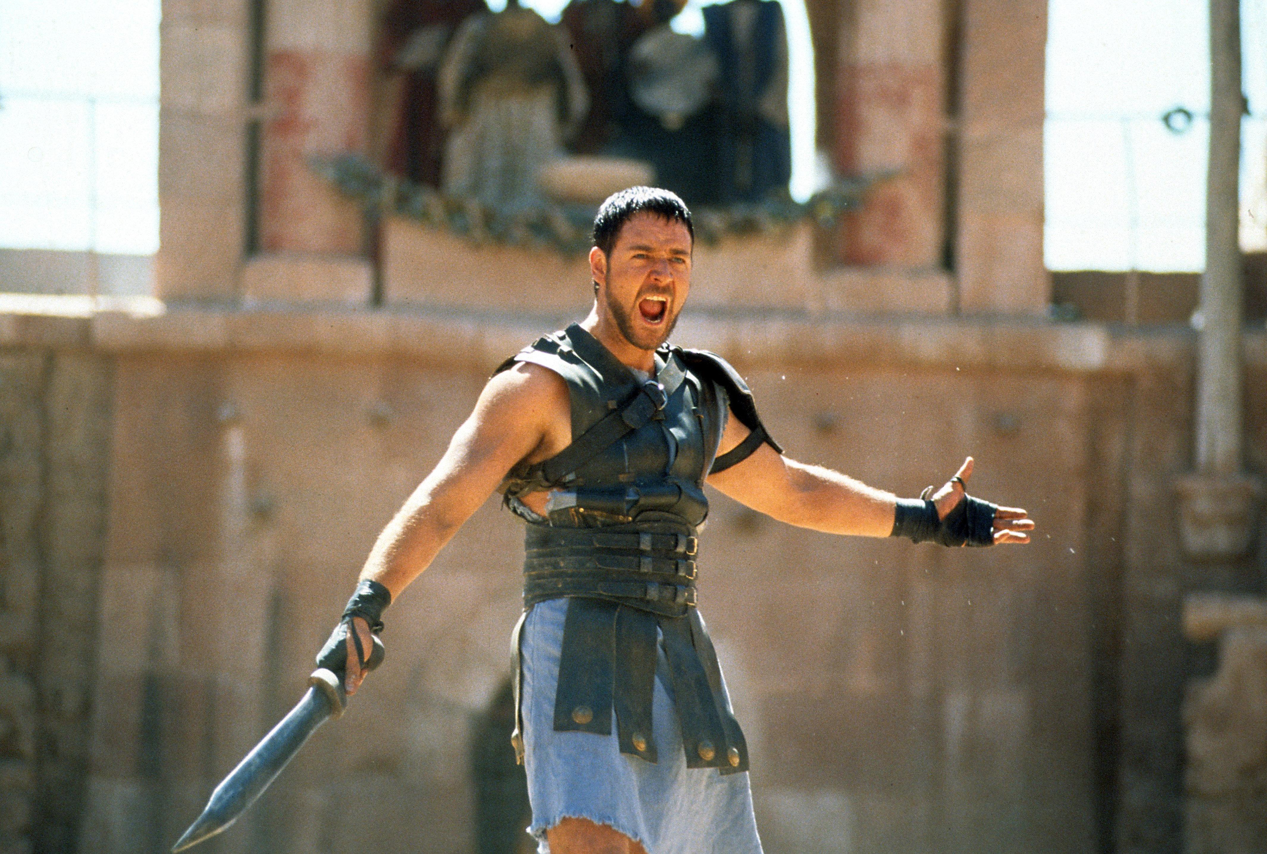 """Als """"Gladiator"""" weltberühmt – heute hat Russell Crowe deutlich zugenommen"""