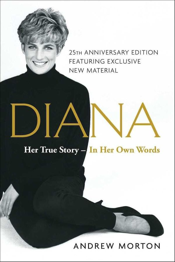 <i>Diana: Her True Story</i> is another book that caused quite a scandal upon its publication in 1992. The authorized biogr