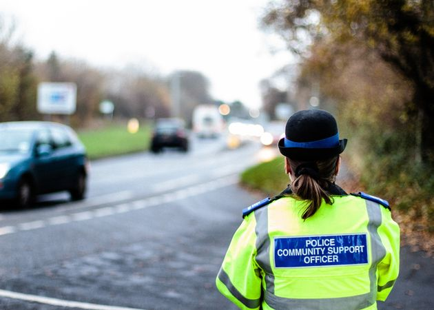PCSO numbers have fallen by 40 per cent since austerity was introduced