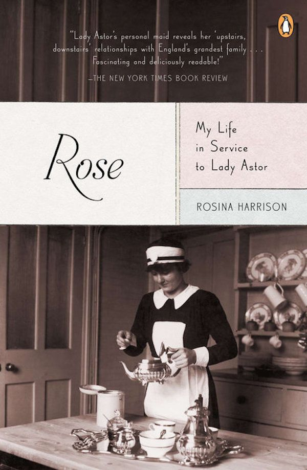 Rosina Harrison, also known as Rose, shares what it was like being the personal maid to Lady Astor. The American-born Nancy A