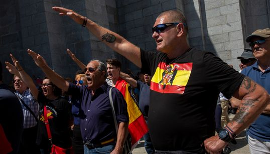Decades After His Death, Former Dictator General Franco Is Splitting Spain