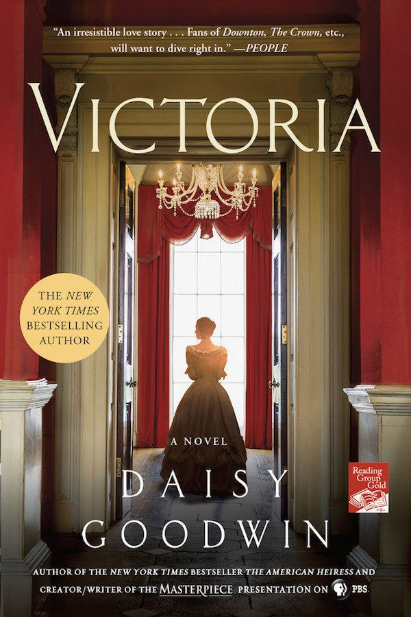 Author Daisy Goodwin's historical novel about Queen Victoria's life goes hand-in-hand with the TV show she created (also call