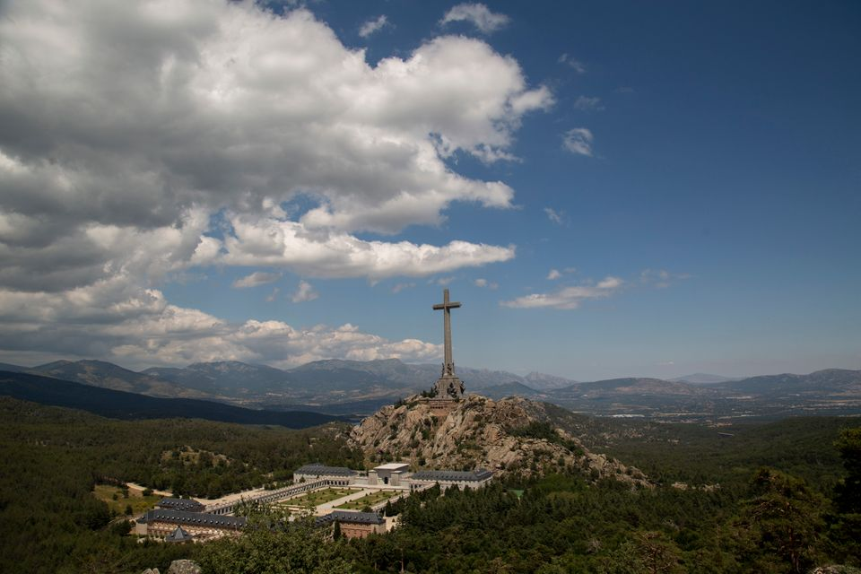 Resting place:Valle de los Caídos or Valley of the Fallen, whereSpanish Dictator General...