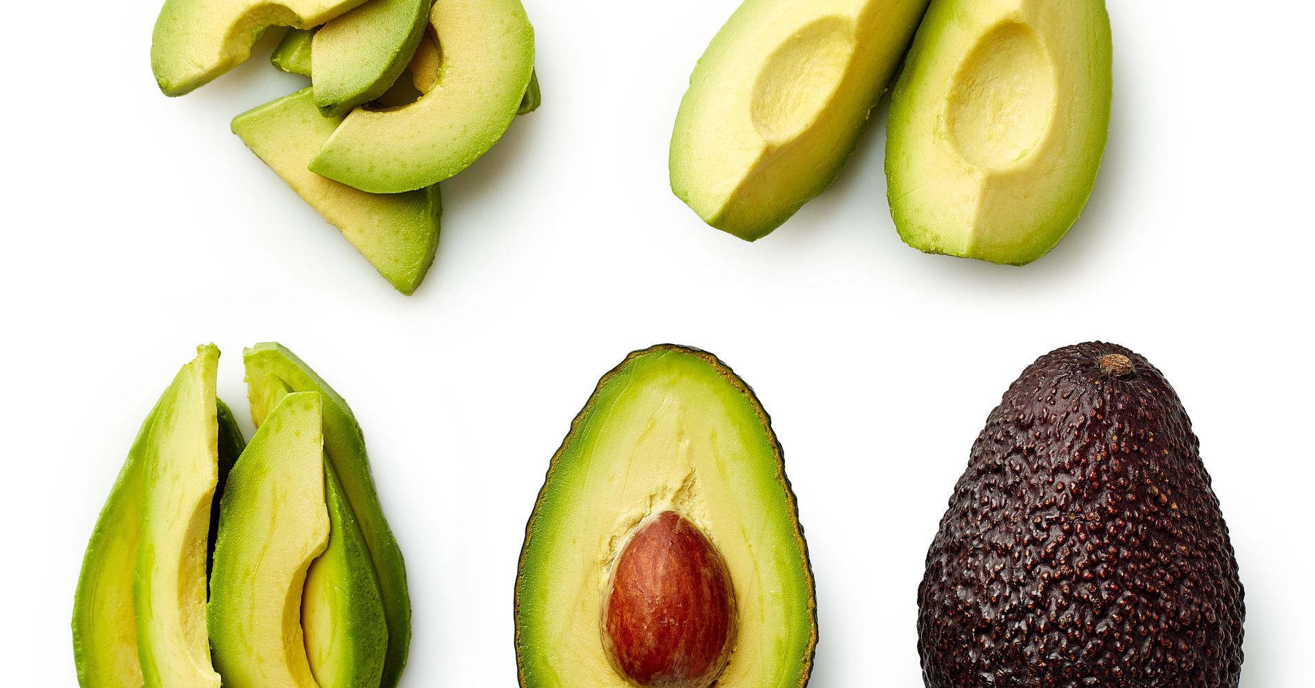 how much avocado is healthy to eat in a day? | huffpost life