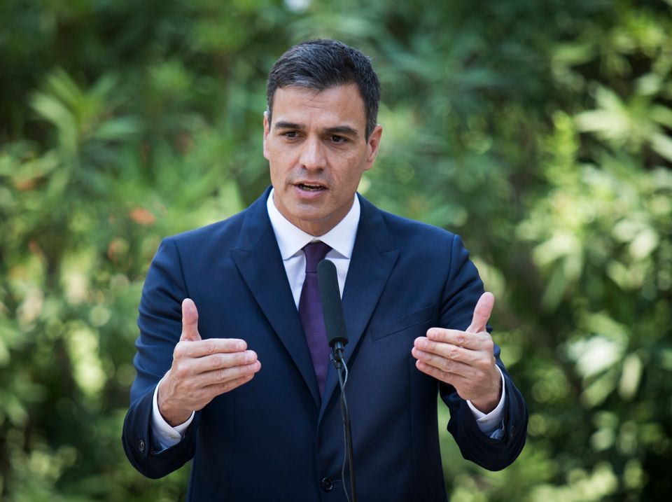 Spanish Prime Minister Pedro Sanchezused a loophole to approve the exhumation of