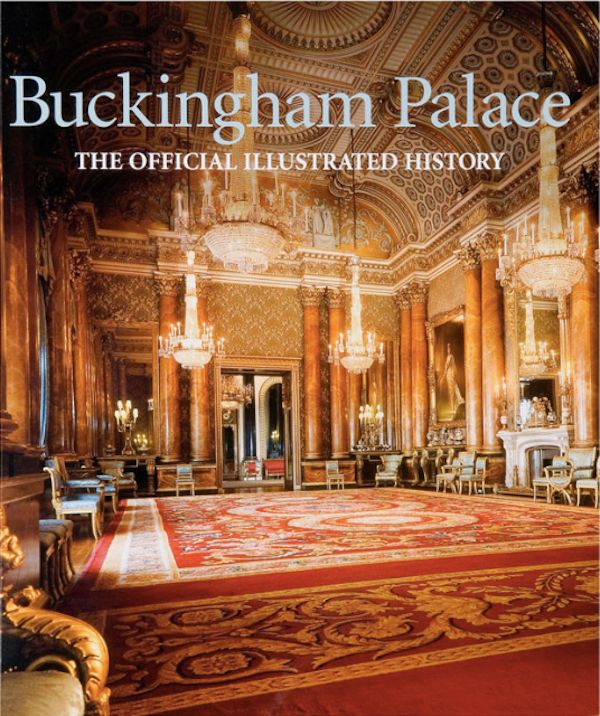 Also offered at the Royal Collection Shop, this illustrated history gives you detailed descriptions and photos of Buckingham