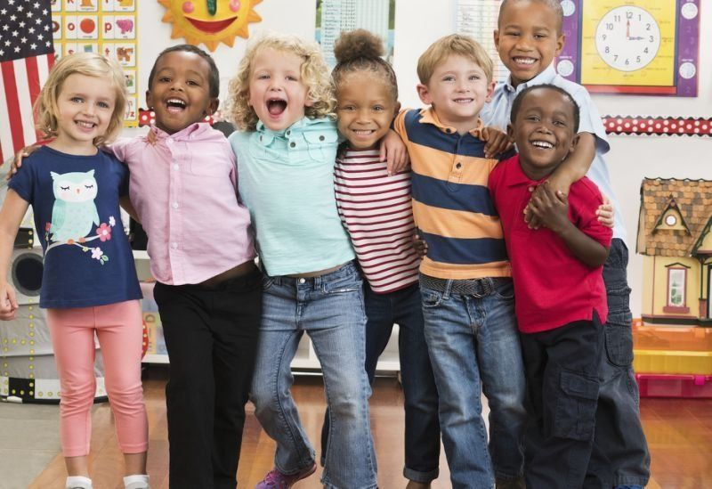 Kids in San Jose, Calif., recently had a valuable lesson about skin color.
