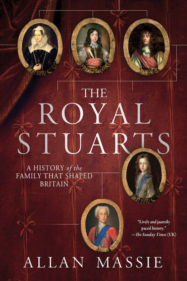If you're more into historical takes, the House of Stuart ruled Scotland for centuries and eventually the United Kingdom&nbsp