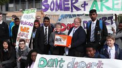 Community Fights To Save Schoolboys From