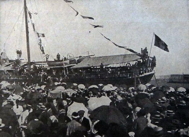 Les Italiens en Tunisie se mobilisent pour soutenir l'entrée de l'Italie dans la Première...