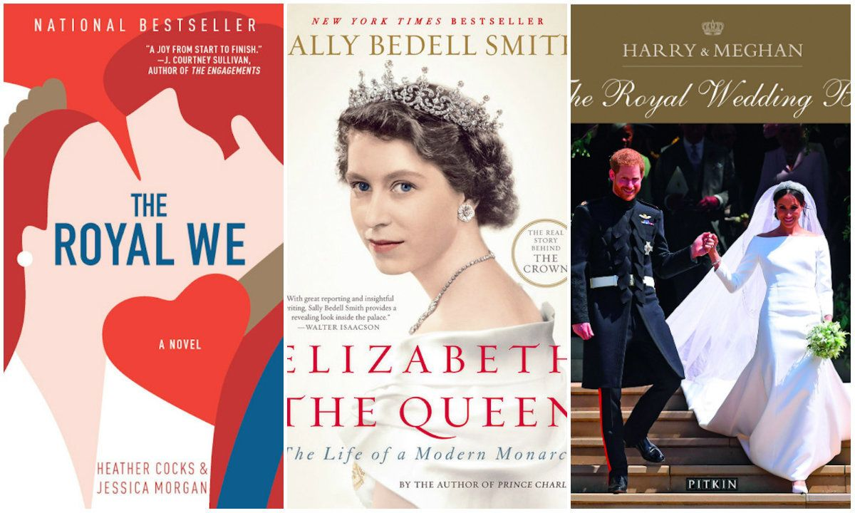 15 Books To Read If You Can't Get Enough Of The Royal