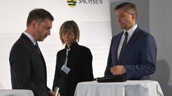 Sachsens Ministerpräsident kommt nach Chemnitz –Bürgermeisterin wird ausgebuht
