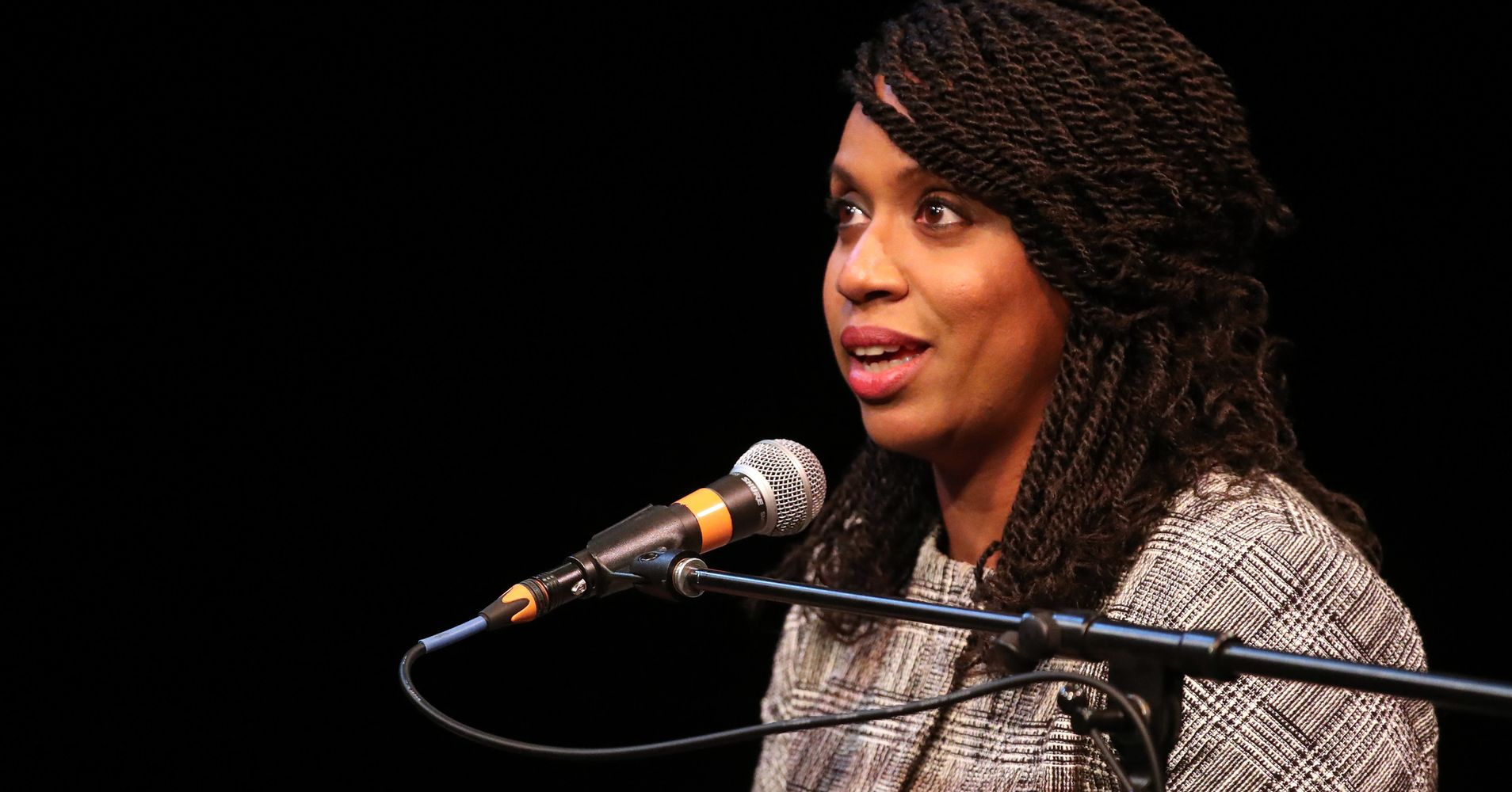 finest selection a6444 4650c Ayanna Pressley Defeats Rep. Michael Capuano In Massachusetts Primary    HuffPost
