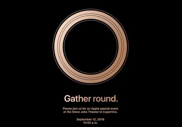애플 '아이폰 XS'와 애플워치 시리즈4의 이미지가