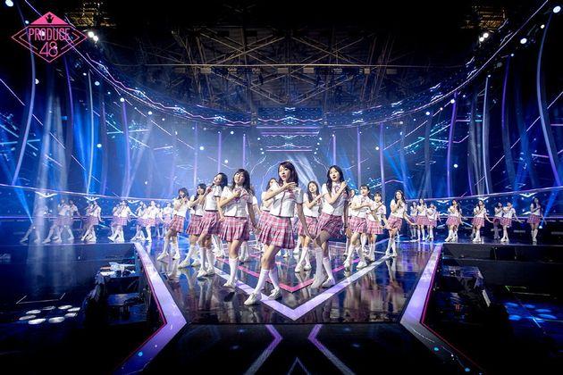 '프로듀스48' 최종 데뷔조가 오늘(31일) 마침내