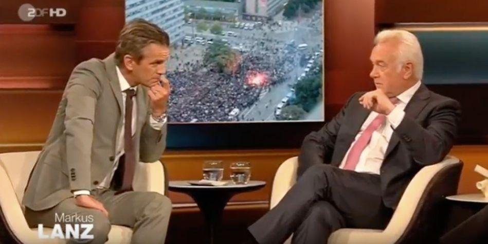 """""""Markus Lanz"""": Als Kubicki seine Merkel-Kritik auspackt, fällt Lanz ihm ins Wort"""