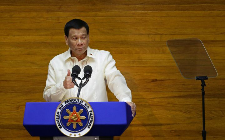 Philippine President Rodrigo Duterte has sparked outrage on several occasions for making flippant remarks about rape.