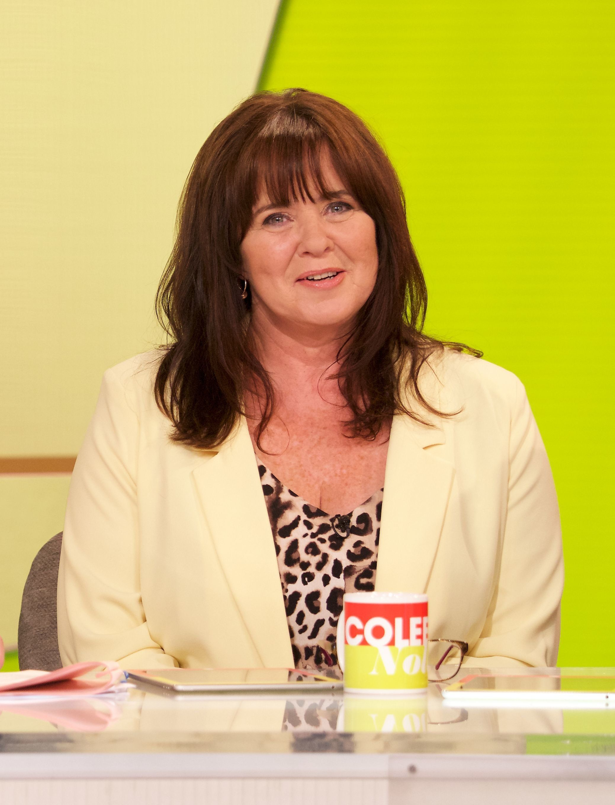 Coleen Nolan Addresses Kim Woodburn 'Loose Women' Controversy, Insisting She's No
