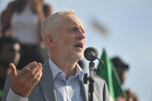 Jeremy Corbyn's Allies Back Drive To Call Out Anti-Semitism