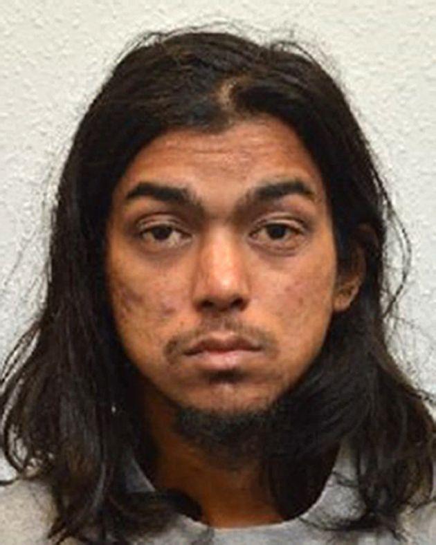 Naa'imur Zakariyah Rahman had plotted to kill the Prime Minister Theresa